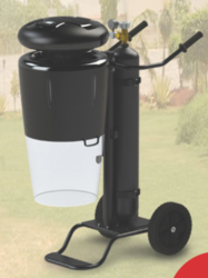Mosquito Killing System