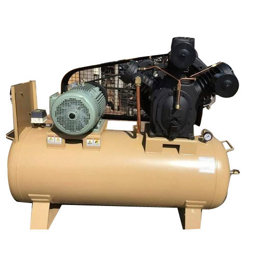 AC Single Phase Low Pressure Three Stage Air Compressor