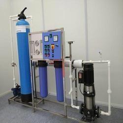 Mini Industrial RO Plant