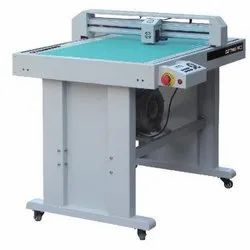 Perforation & Half Cut File Creasing Machine