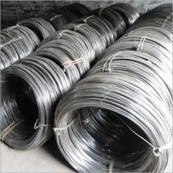 Silver Galvanized Wire, Thickness: 0.7 Mm