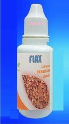 Flaxseed Oil Softgel Drop