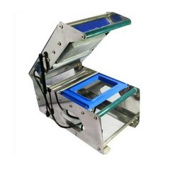 Single Compartment Meal Tray Sealer Machine