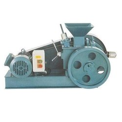 Laboratory Jaw Crusher with Motor
