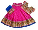 Baby Girl Traditional Chaniya Choli - Navratri Wear