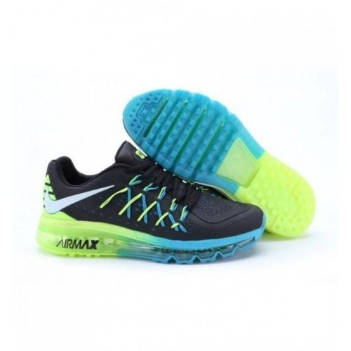 Running Men Nike Air Max 2015 Blue Black 3d7376b7e