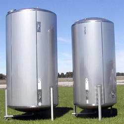 Stainless Steel Tank Vertical Bulk Storage
