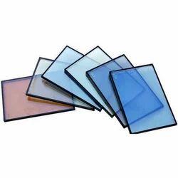 Transparent Tinted Glass