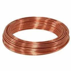 3-5 mm Cooper Bare Copper Wire, Wire Gauge: 0 To 20g