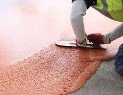 Heavy Duty Polyurethane Screed Flooring