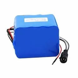 11.1V 10Ah Lithium Ion Solar Battery Pack