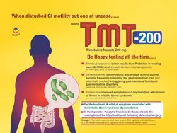 Trimebutine Maleate 200 Mg