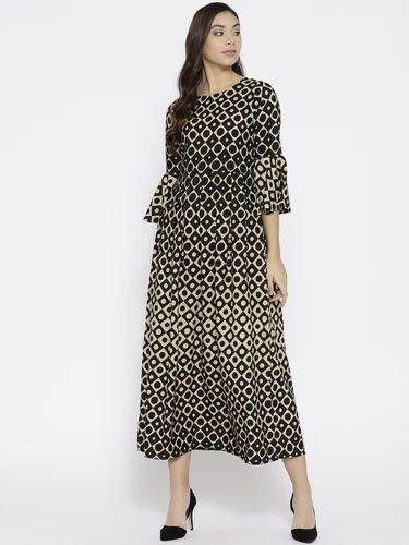Women a Line Dress