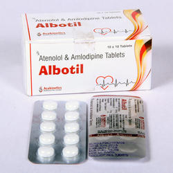 Amlodipine And Atenolol Tablet