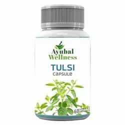 Tulsi Capsule (Reduces stress)