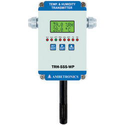 Wall Mounted Temperature Humidity Transmitter