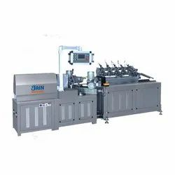 Jain Industries Automatic Paper Straw Making Machine, 5KW
