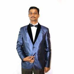 32-46 Inch Party Wear Designer Blazer