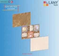 250X400mm Glossy Digital Wall Tiles