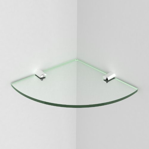 Glass Corner Shelf At Rs 220 Piece Bathroom And Toilet
