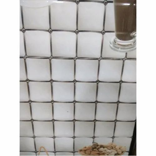 Ceramic Kitchen Wall Tile, Thickness: 12 - 14 mm