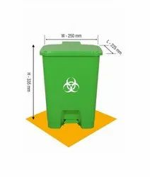 Bio Medical Waste Bin 10 Ltr