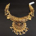 Pure Gold Necklace, Weight: 59 Grams