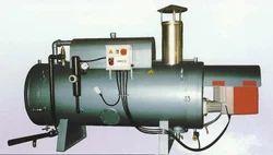 Mild Steel Steam Generator