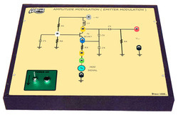 Emitter Modulator Trainer