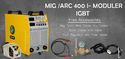 400-500 Three Phase Gb Mig/mag Co2 400i Automatic Welding Machine, 440v