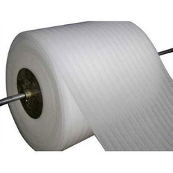 White HDPE Roll