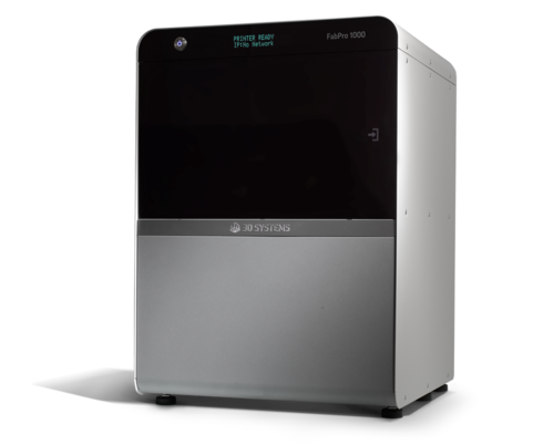 3D Systems Digital Light Processing FabPro 1000 | ID