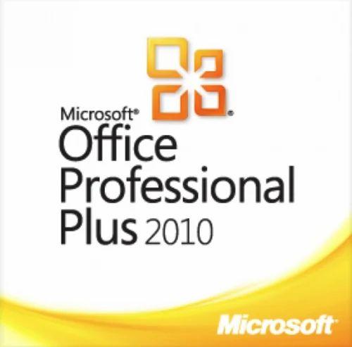 microsoft 2010 professional