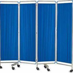 4 Folding Hospital Screen