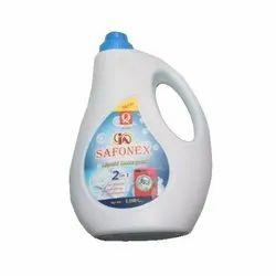 Liquid Detergent 2 in 1 SAFONEX, Packaging Size: 1.150 Litre