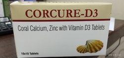 Corcure-D3 Tablets
