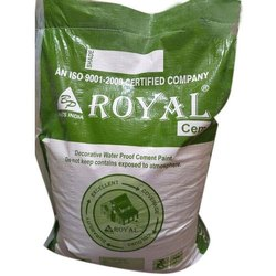 Decorative Water Proof Cement Paint, Packaging Type: Bag