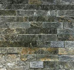 Silver Shine Slatestone Wall Panels Cladding Tiles