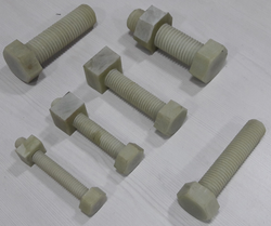 FRP Industrial Nut and bolt