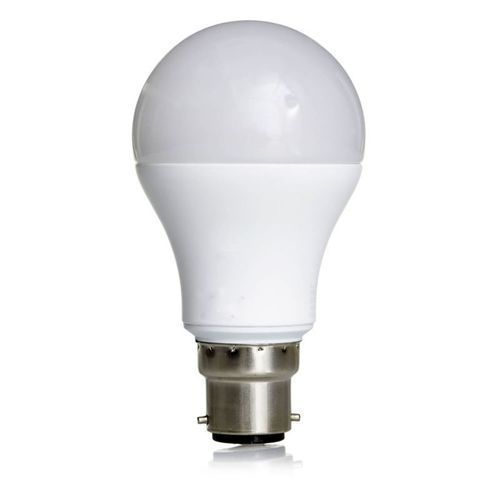 Round Solar LED Bulb, Warranty: 5 Years