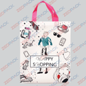 Happy Shopping Non Woven Bags