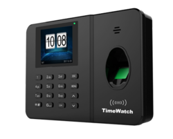 Timewatch Biometric Fingerprint Based T A System (Bio-27)