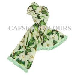 Cotton Silk Scarves