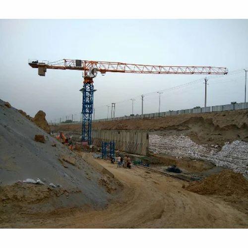 Dam Tower Crane