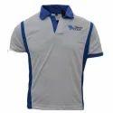 Cotton Collar Neck Corporate Polo T-shirt