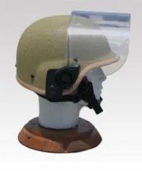 FRP Helmet.