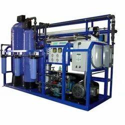 IWL1000 Reverse Osmosis Plant, Water Storage Capacity: 1000 L, Purification Capacity: 1000LPH