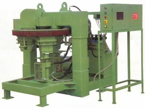 VPG's Rotary Type Fly Ash Brick Making Machine