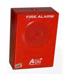 Agni Hooter Alarm System