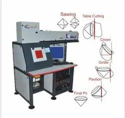 Laser Diamond 4P Machine